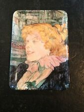 Henri de Toulouse Lautrec The English Girl at the Star in le Havre Plate Platter