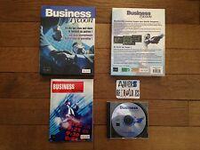 """Business tycoon """"le jeu qui vous met dans le fauteuil du patron"""" PC FR Big Box"""