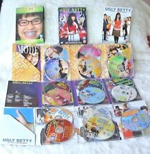 UGLY BETTY Box sets Season 1 ,2 , 3 PRE-OWNED NICE CLEAN DISCS