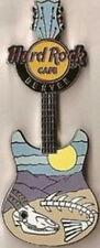 Hard Rock Cafe DENVER 2008 Zodiac Guitar Series PIN Capricorn HRC Catalog #42291