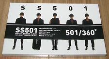 SS501 SS 501 Rebirth MINI ALBUM SPECIAL EDITION K-POP CD SEALED