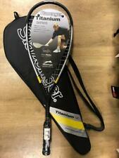 "Slazenger ""Titanium 140 "" Squash Racket Over Size - Brand New"