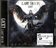 GACKT-LAST MOON-JAPAN CD I98