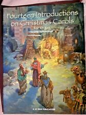 Fourteen Introductions on Christmas Carols Sheet Music for Organ