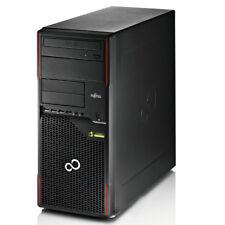 Fujitsu Esprimo P710 E85+ PC Intel Quad Core i5 4x 3,2GHz 8GB RAM 1TB HDD Win10