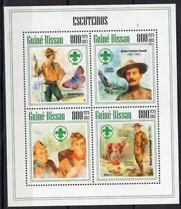 Robert Baden - Powell - Scouting - Escuteiros - Timbres  Briefmarken MNH ** ХV