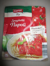 8 bags x Carat Fix - Spaghetti Napoli Sauce fresh from Germany New