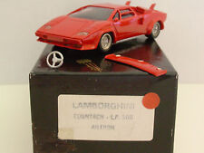LAMBORGHINI  COUNTACH LP500  aileron-Mint In Box-RECORD MRF 1/43º-Made in France