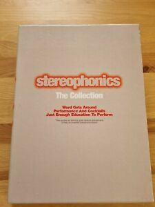 Stereophonics The Collection - Guitar Chords Book