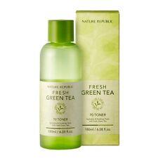 [Nature Republic] Fresh Green Tea 70 Toner 180ml
