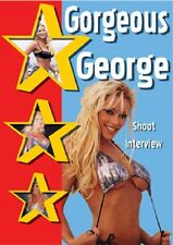 Gorgeous Geroge Shoot Interview Wrestling DVD, WCW WWE