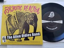 "THE ALLEN OLDIES BAND - Psychotic Reaction / Talk Talk 7"" GARAGE PSYCH"