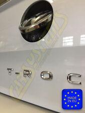 New VW T-ROC A11 - Original Genuine Low Line Rear Emblem Camera KIT - Retrofit -