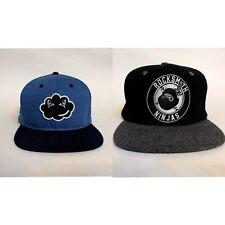 Rocksmith Ninjas Los Angeles Kings Adjustable Snapback Hat Cap With Cloud Kicker