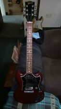 2016 Gibson SG special with G Force tuners