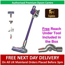 DYSON V7 Animal PLUS Bagless Cordless Vacuum Cleaner in Purple | 2 Year Warranty