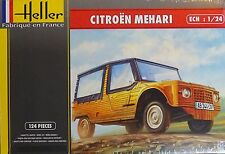 HELLER® 80760 Citroen Mehari (Version 1) in 1:24