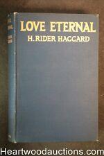 Love Eternal by H. Rider Haggard