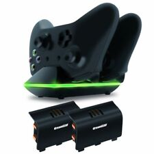 Dreamgear  Xbox One Dual Charging Dock.  Charge Up To Two Xbox One Controllers S