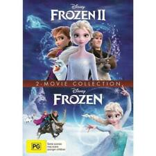 Frozen 2 Movie Collection BRAND NEW R4 DVD Frozen & Frozen II