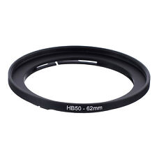 HASSELBLAD HB50-62mm Bayonet 50 to 62mm Screw Lens Filter Thread Adapter Ring