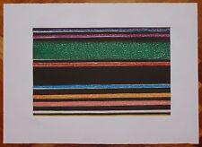 PIERO DORAZIO  acquatinta su zinco 1975-76 ROVESCIA stampatore ROMERO ()
