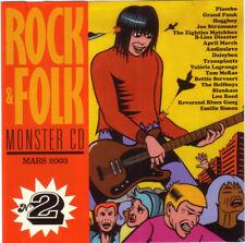 Rock & Folk Monster CD no 2 mars 2003