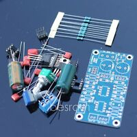 Subwoofer Low-Pass Processing Circuit Kit Two NE5532 Op-amp Chip 5W 15V