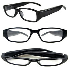 TRUE HD 1280*720p VIDEO RECORD GLASSES SPY CAMERA DVR WITH FREE 8GB MEMORY CARD
