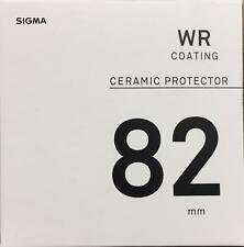 Sigma 82mm WR Ceramic Protector Filter Code: AFH9E0,London