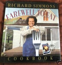Richard Simmons Farewell To Fat Cookbook: Homemade in the U.S.A. First Edition 1