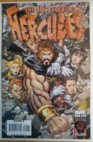 The INCREDIBLE HERCULES (HULK) #114 (2008 MARVEL Comics) ~ VF/NM Book