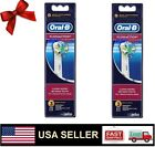 3PCS GENUINE BRAUN ORAL-B FLOSS ACTION TOOTHBRUSH REPLACEMENT HEADS EB25-4 3 2