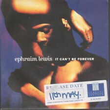 Ephraim Lewis - It Can't Be Forever / Best Of Every Year - CD Single