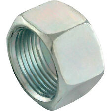 Hydraulic Tube Compression Nut 10S M18x1.5 Hexagon 22mm A/F Pk15