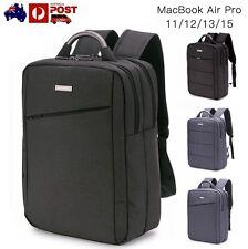 "Laptop Backpack Notebook Shoulder Travel School Bag for Macbook Air Pro 13"" iPad"