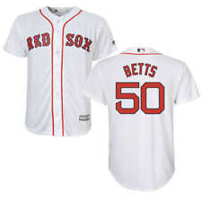Mookie Betts BOYS 8-20 Boston Red Sox Official Baseball Jersey 56934bf6e8f
