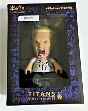 "Titan Vinyl Figure Buffy the Vampire Slayer 4.5"" Spike(Horror Block Exclusive)"