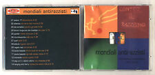 Cd MONDIALI ANTIRAZZISTI The benefit Compilati 1997-2002 Skiantos Banda Bassotti