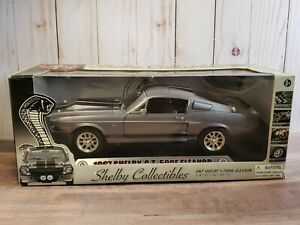 Shelby Collectibles 1967 Shelby GT 500 Eleanor Gone In 60 Seconds 1:18 Diecast