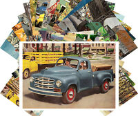 Postcards Pack [24 card] Studebaker Truck Classic Car Adverts Vintage CD3030