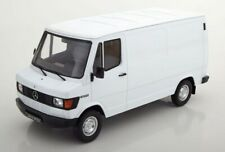 1 18 Kk-scale Mercedes 208 D Transporter 1988 White