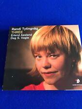 NEUF Randi Tytingvag Three CD Promo Copy Jazz 2015