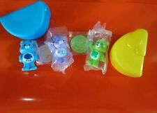 3 Care Bears Surprise Collectible Figures