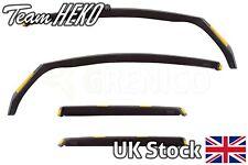Vauxhall Astra mk6 4/5door saloon hatchback 2009-2015 wind deflectors 4pc HEKO