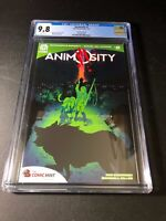 Animosity #2 Comic Mint  Edition CGC 9.8 NM/MT