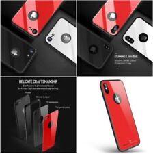 Étuis, housses et coques brillantes en plastique rigide Pour iPhone X pour téléphone mobile et assistant personnel (PDA)
