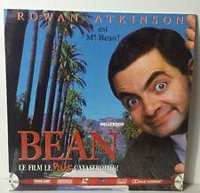 Laser Disc /Laser Disque Film Mr Bean Rowan Atkinson Voir Photos