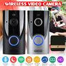WiFi Wireless Door Ring Video Doorbell Security Camera Smart Intercom Bell US r