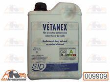 BIDON 1L VETANEX protecteur anti-corrosion convertisseur de rouille 2CV -9909-